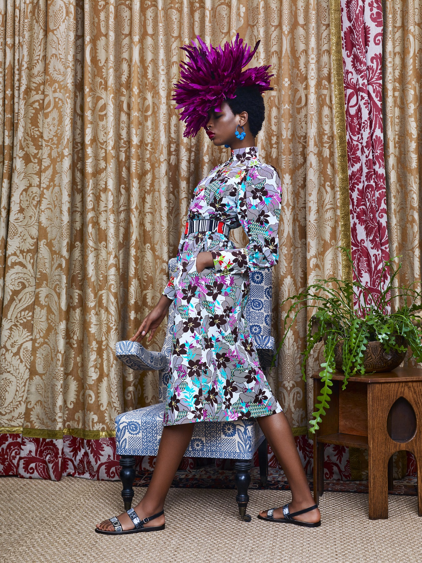 Duro Olowu: Seeing Chicago