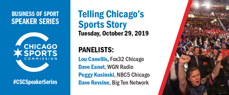 Telling Chicago's Sports Story