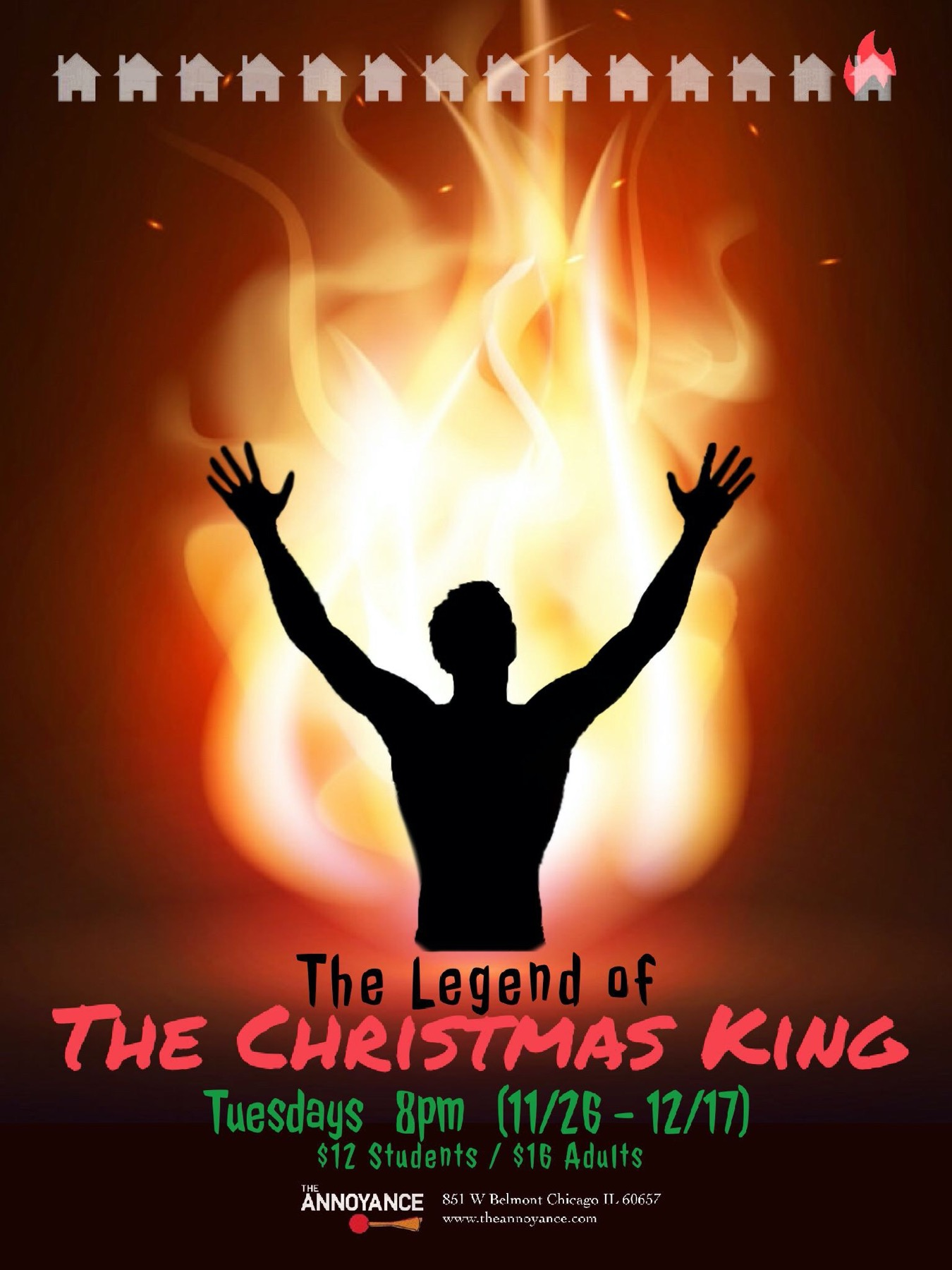 The Legend of the Christmas King