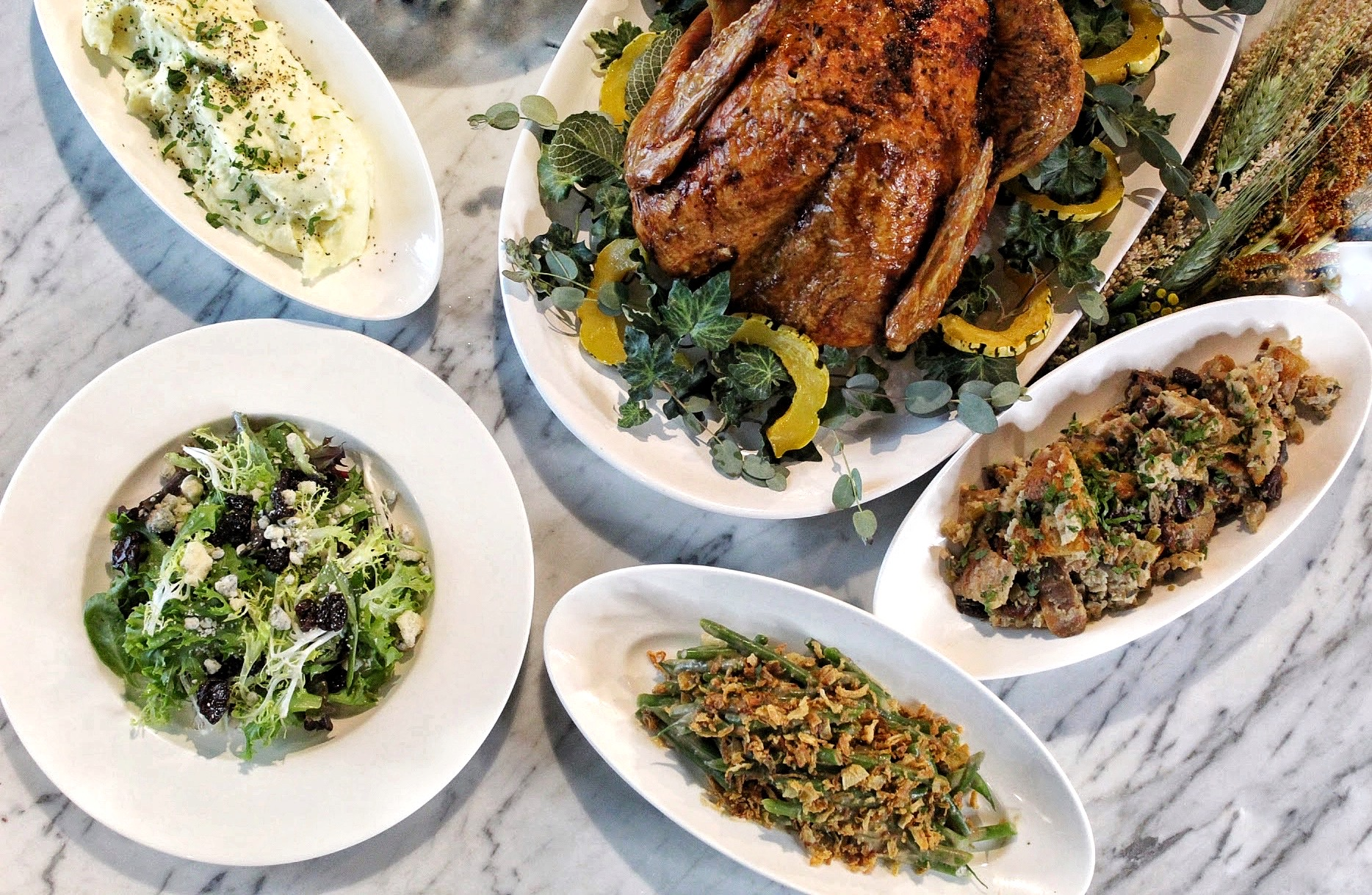 Where To Order Thanksgiving Dinner 2020 In Chicago Choose Chicago
