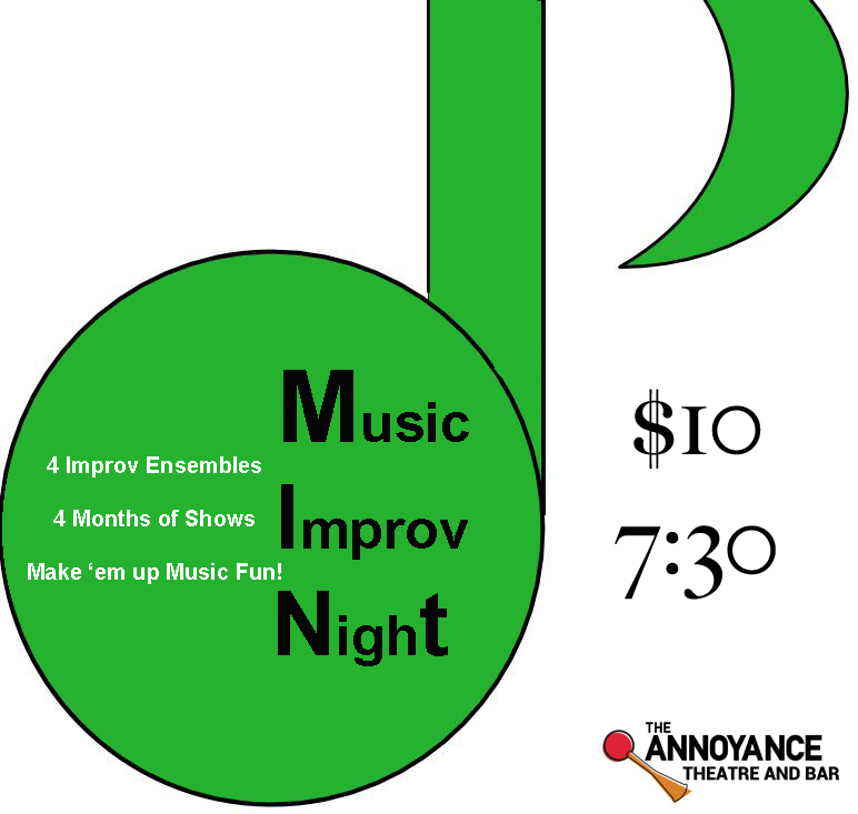 MINt: Music Improv Night