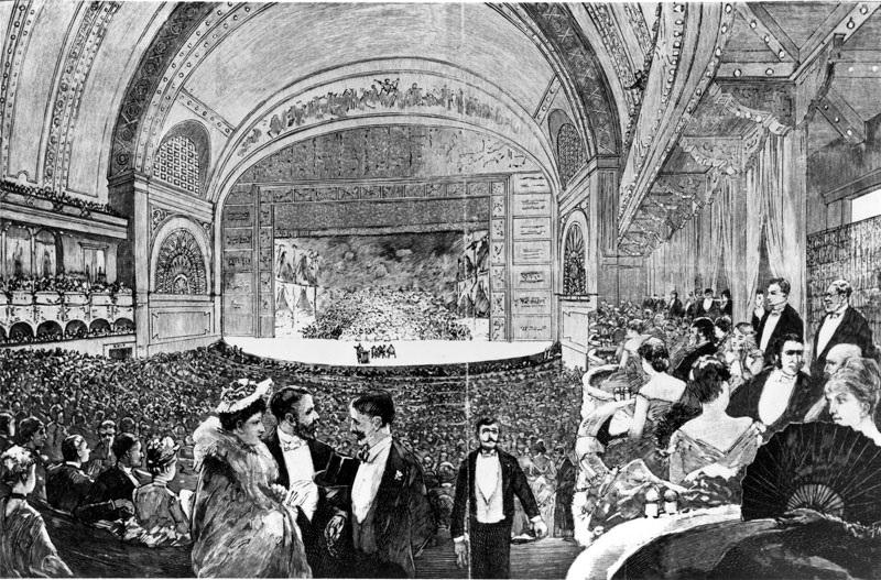 Auditorium Theatre's 130th Birthday Celebration Open House