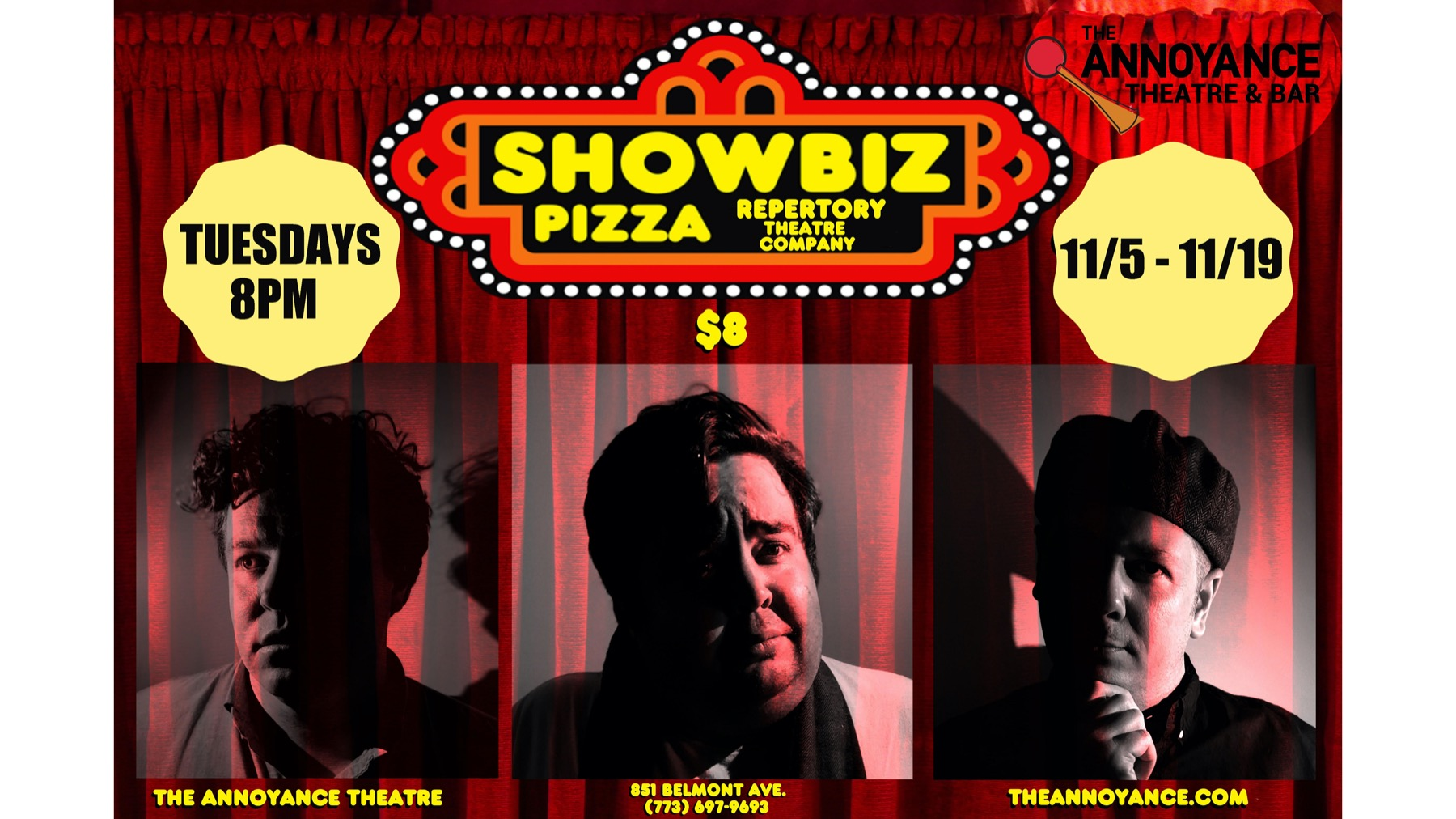 Showbiz Pizza Repertory Theater