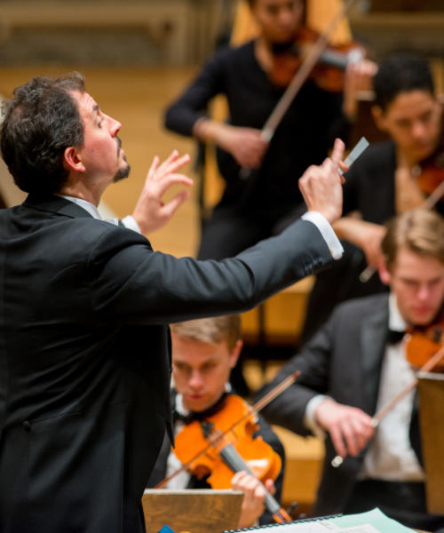 Chicago Symphony Orchestra: Overture