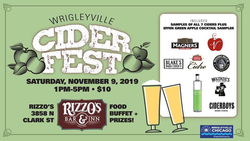 Wrigleyville Cider Fest