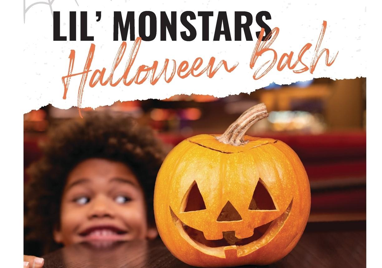 Lil' Monstars! Halloween Breakfast