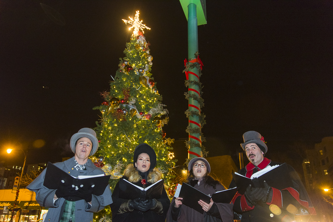 Lakeview East Tree Lighting Ceremony