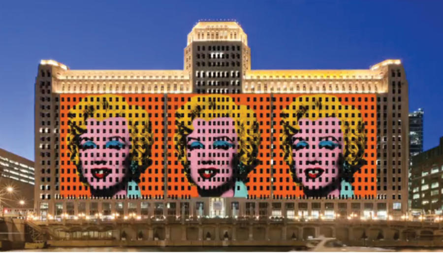 Art on theMART Wahole