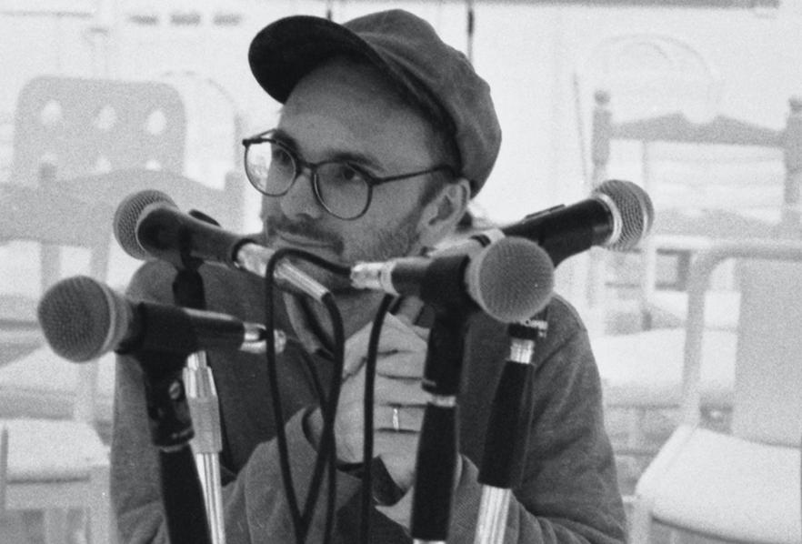 Poetry & Music: Always Already with Ben Vida