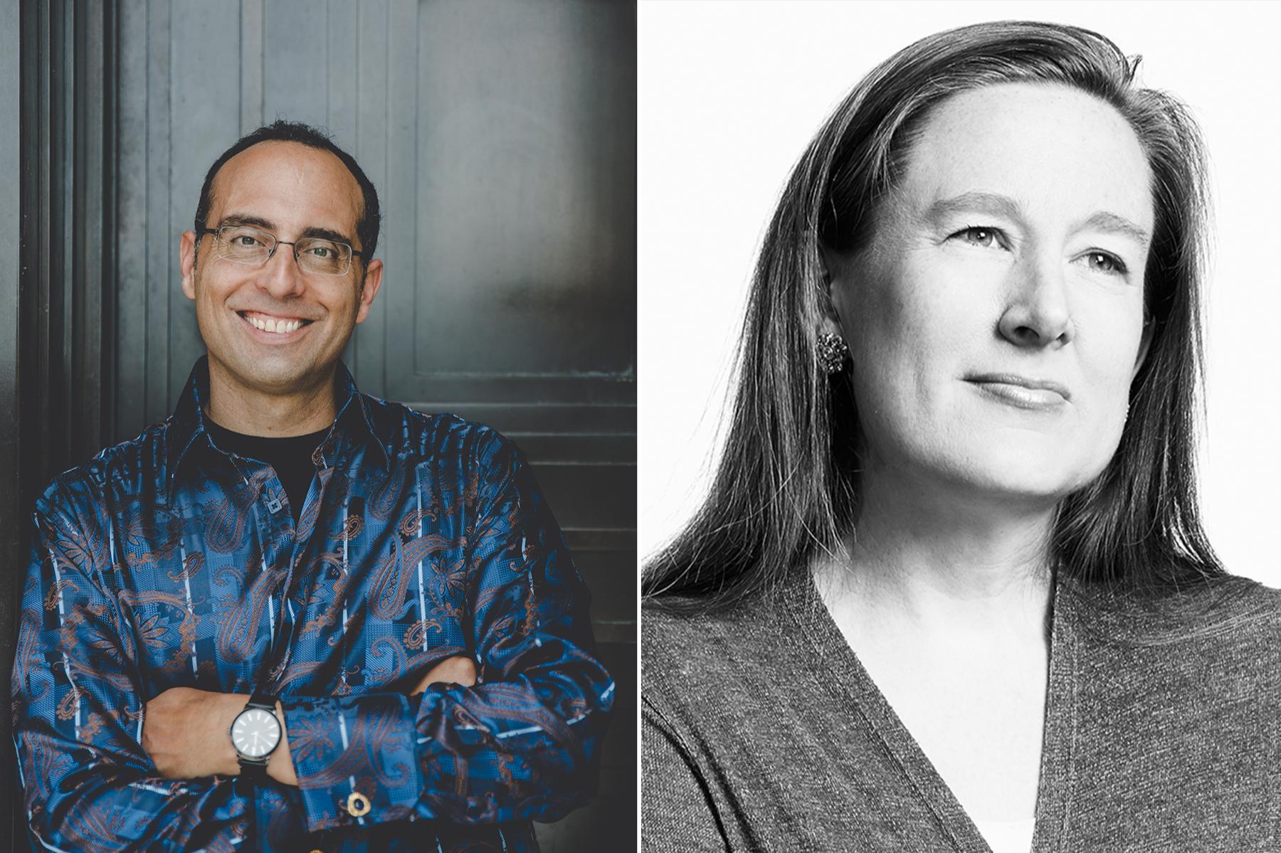 Poetry off the Shelf: Philip Metres & Sarah Ruhl