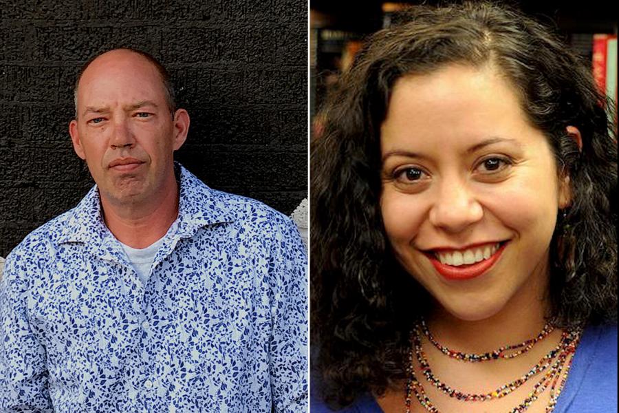 Poets in the Parks: Steve Bellin-Oka & Xochitl-Julisa Bermejo