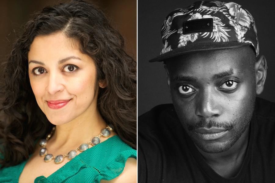 Poetry off the Shelf: Aimee Nezhukumatathil & Keith Jarrett
