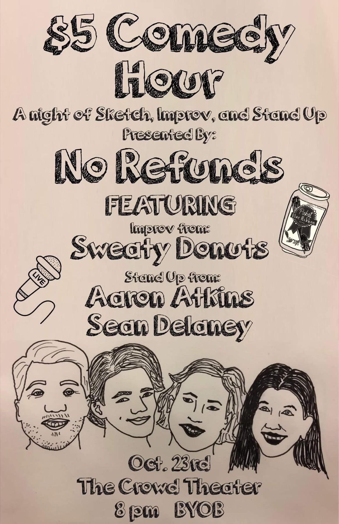 $5 Comedy Hour