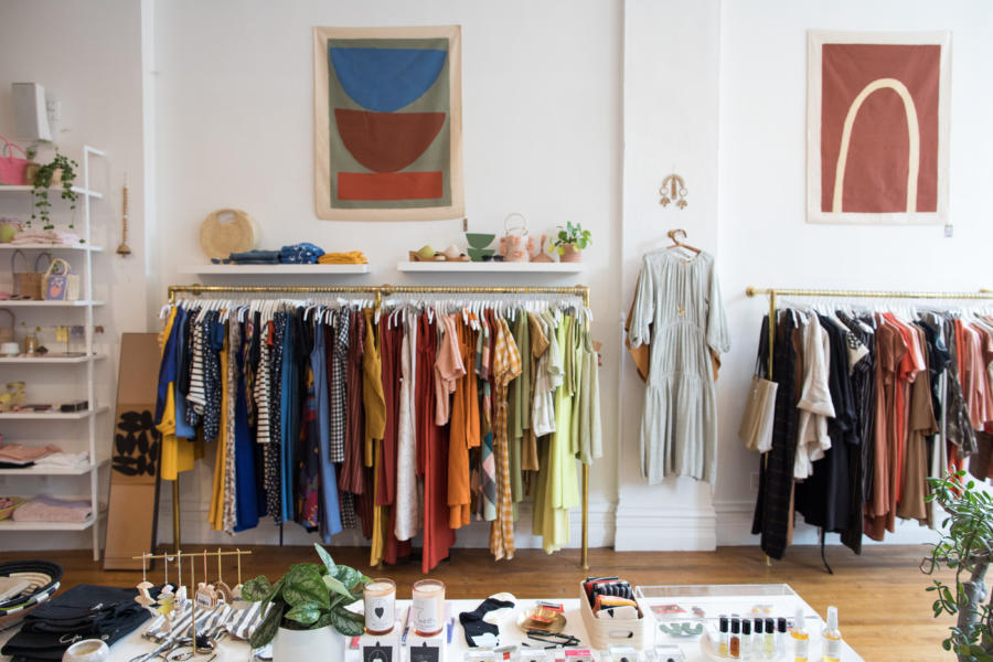 Penelopes boutique in Wicker Park