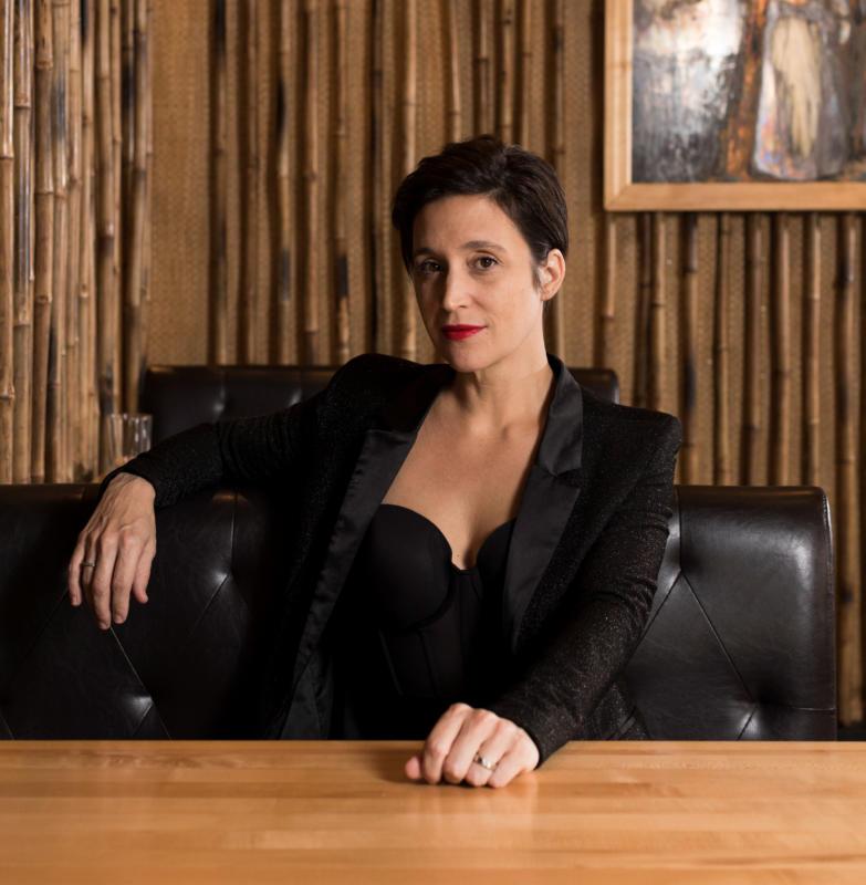 Host Mixologist - Danielle Dang