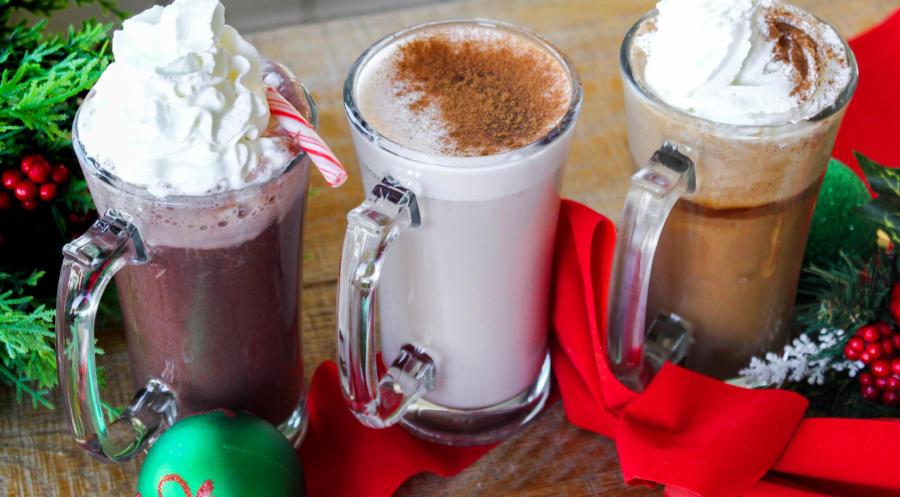 Stan's hot chocolate