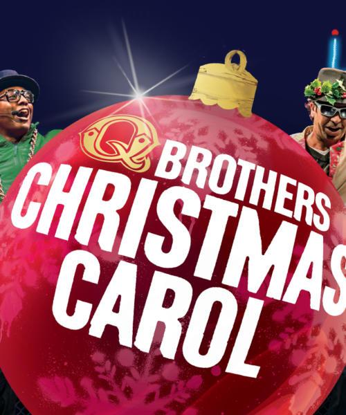 Q Brothers Christmas Carol