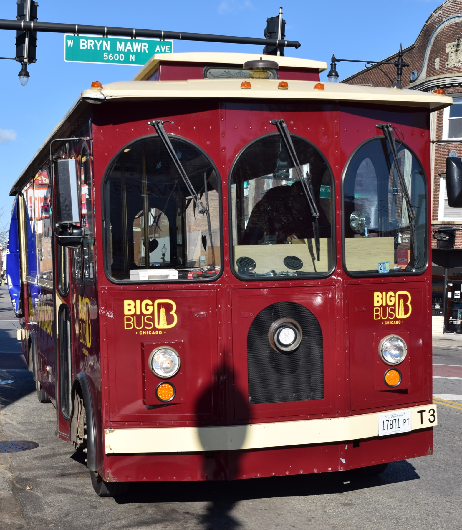 Andersonville Holiday Trolley and Santa Tracker!
