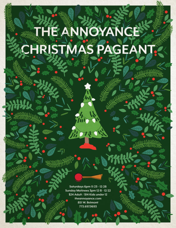 The Annoyance Christmas Pageant 2019