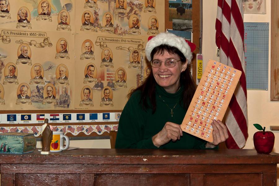 Christmas Bingo: It's a Ho-Ho-Holy Night