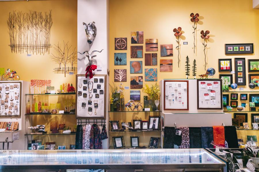 Arts and Artisans interior