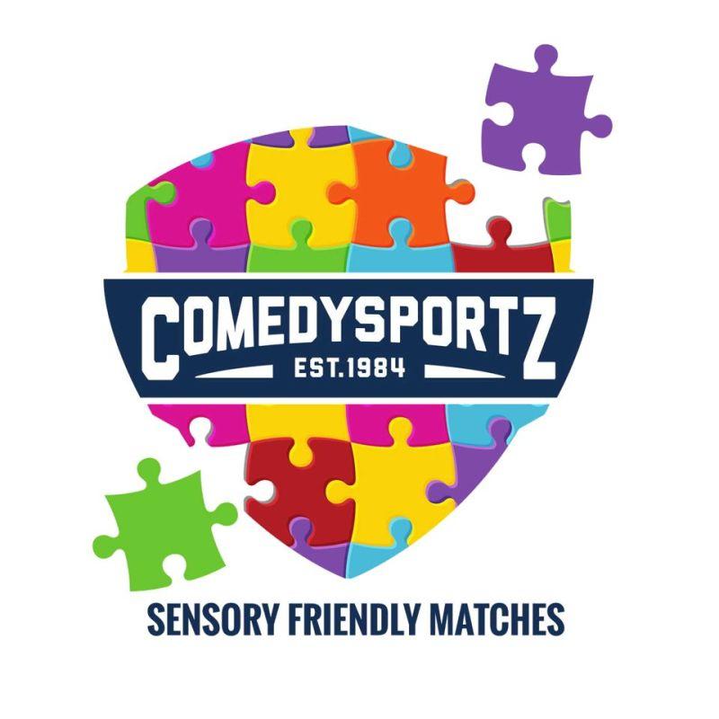 ComedySportz Sensory Friendly Match