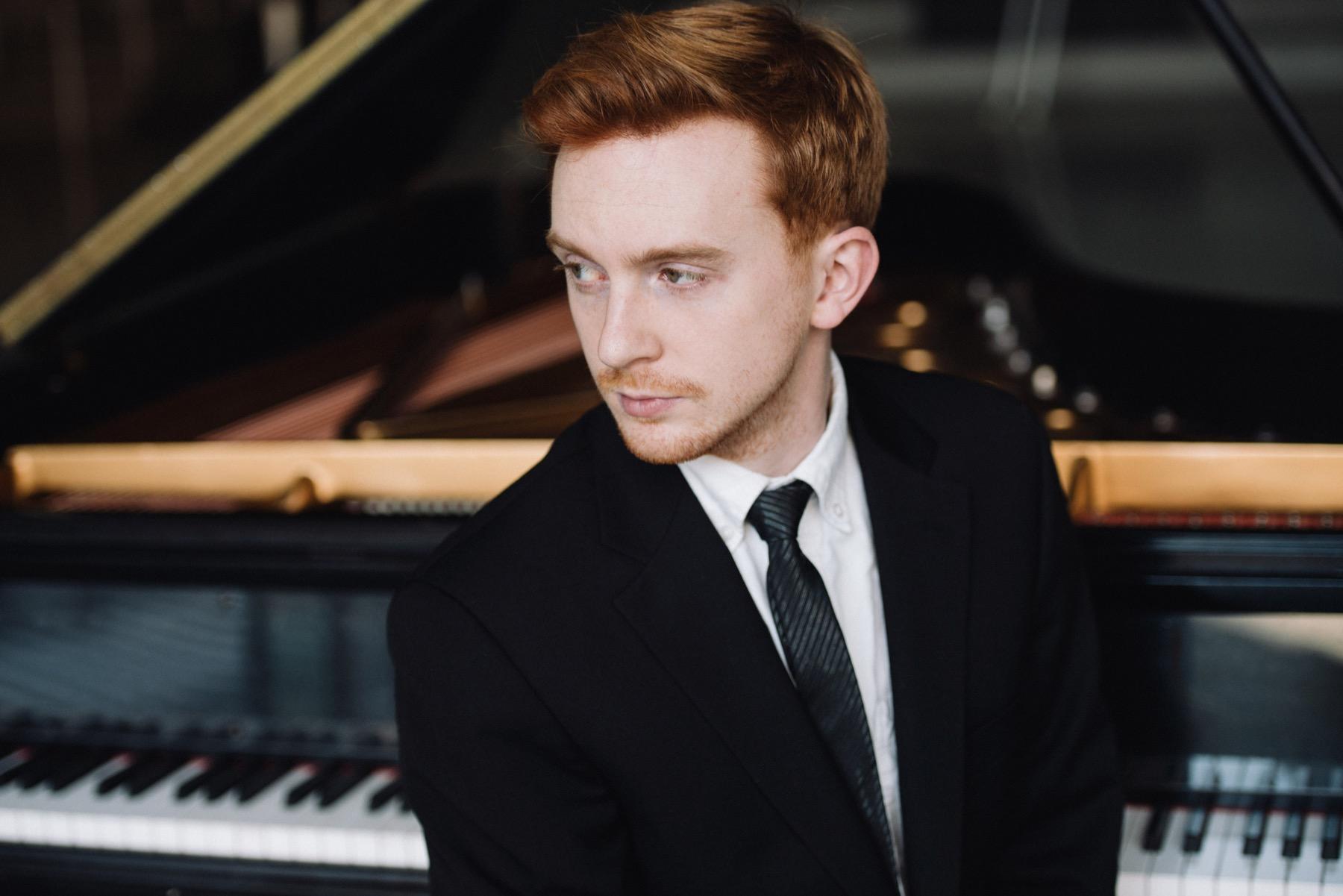 DAME MYRA HESS MEMORIAL CONCERTS | CHRISTOPHER GOODPASTURE, PIANO
