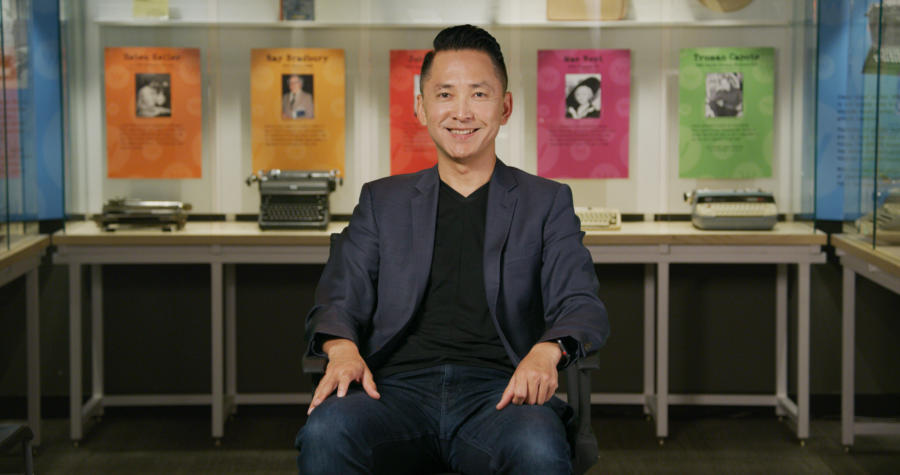 Viet Thanh Nguyen American Writers Museum