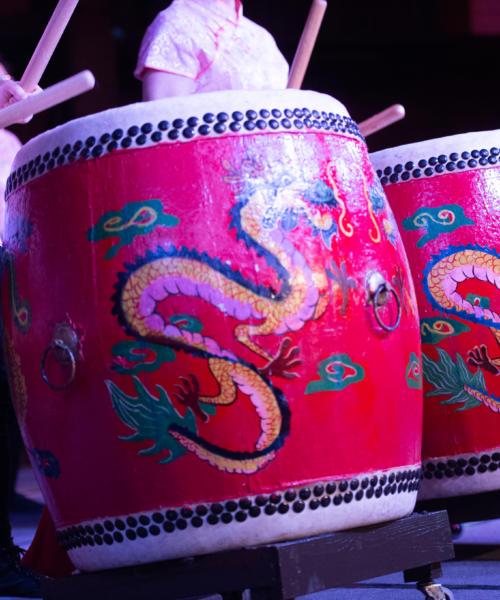 Music Lab: Chinese New Year Celebration