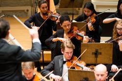 Roosevelt University's CCPA Symphony Orchestra