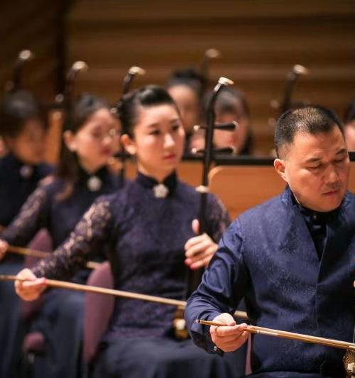 Chinese New Year Celebration at Chicago Symphony Center