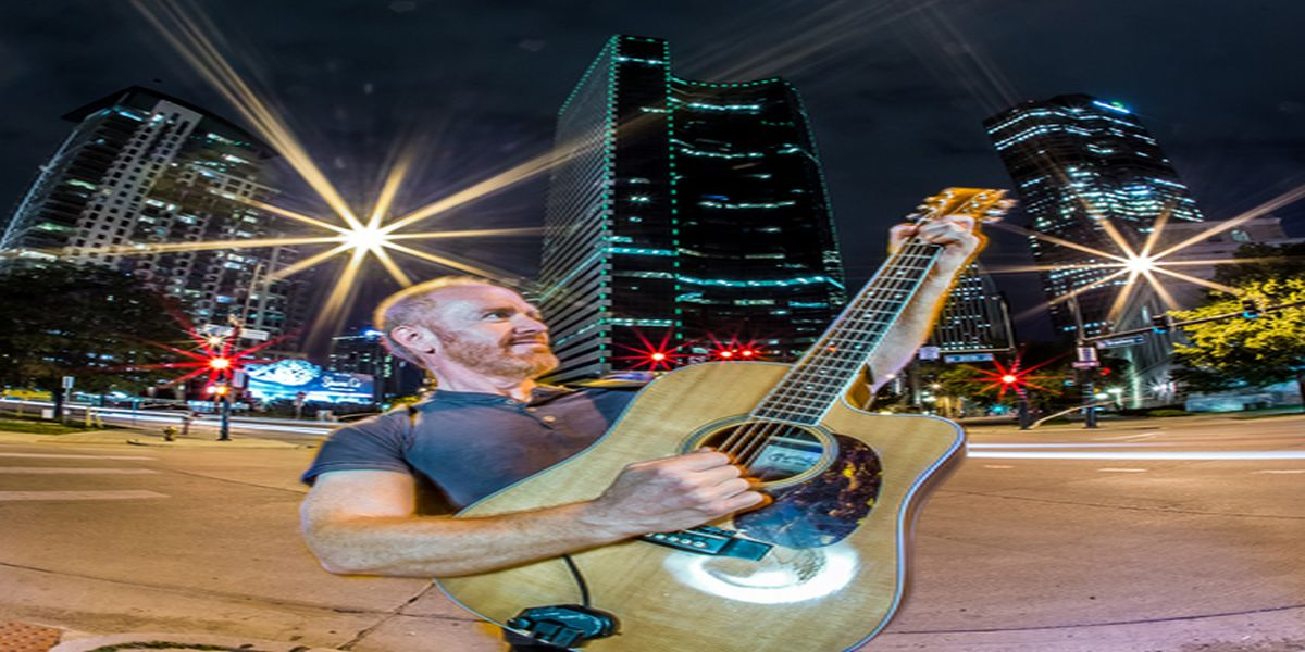 Mike Masse in Concert in Chicago: Epic Acoustic Classic Rock