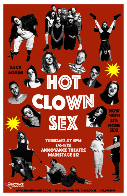Hot Clown Sex