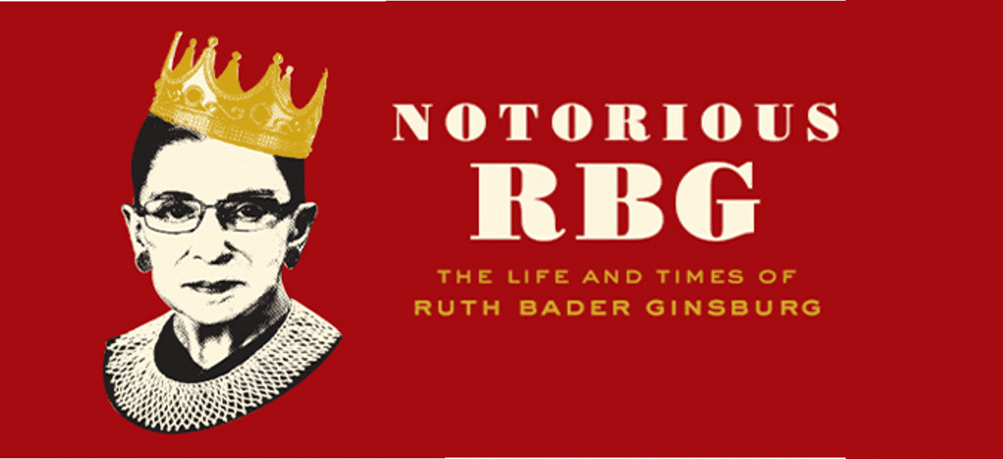 Notorious RBG: The Life and Times of Ruth Bader Ginsburg | Choose Chicago
