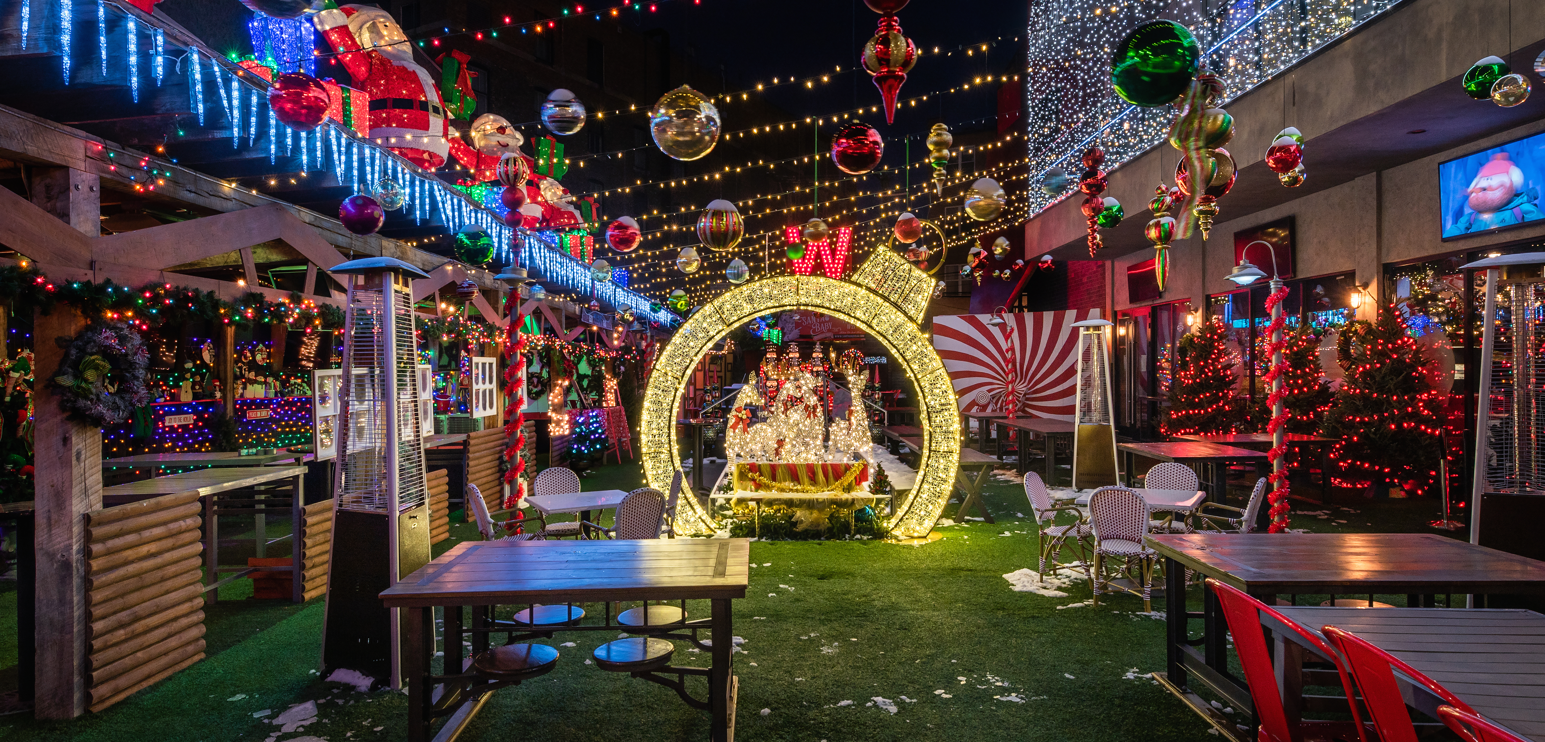 Popup Hotel Christmas Week 2021 California Chicago Holiday Pop Up Bars 2020 Christmas Bars Experiences Choose Chicago