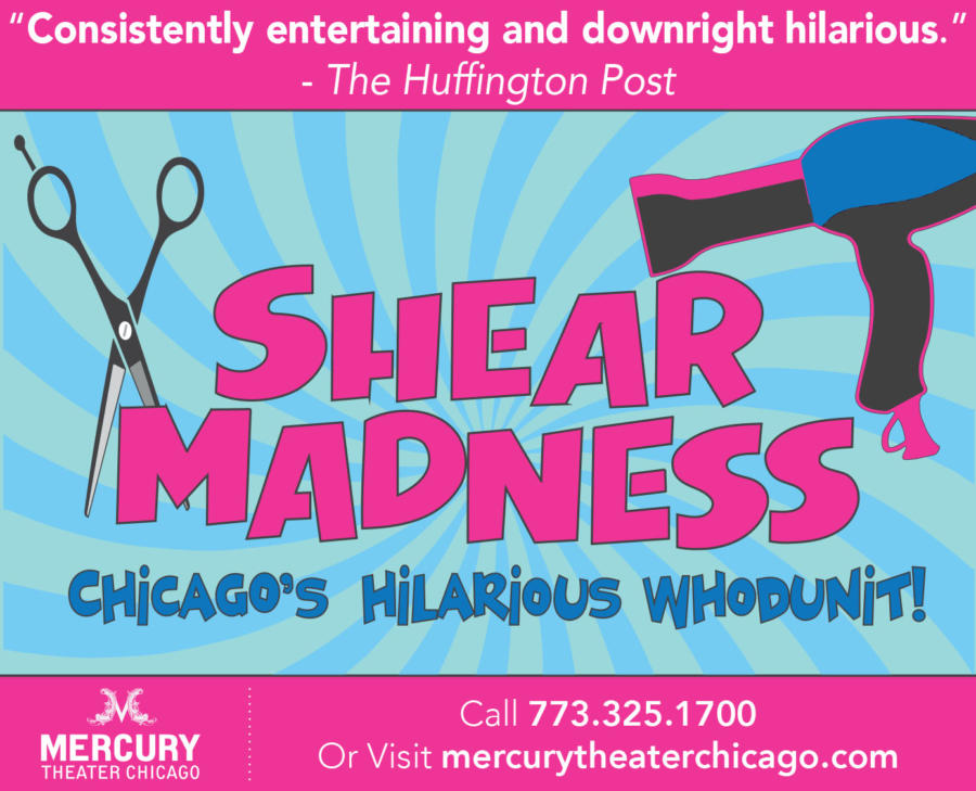 Mercury Theater Chicago's SHEAR MADNESS