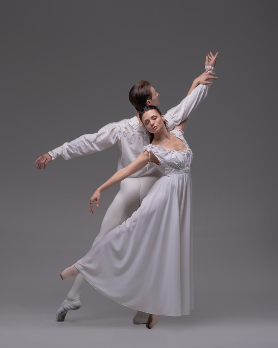 The National Ballet Theatre of Odessa Presents Romeo and Juliet