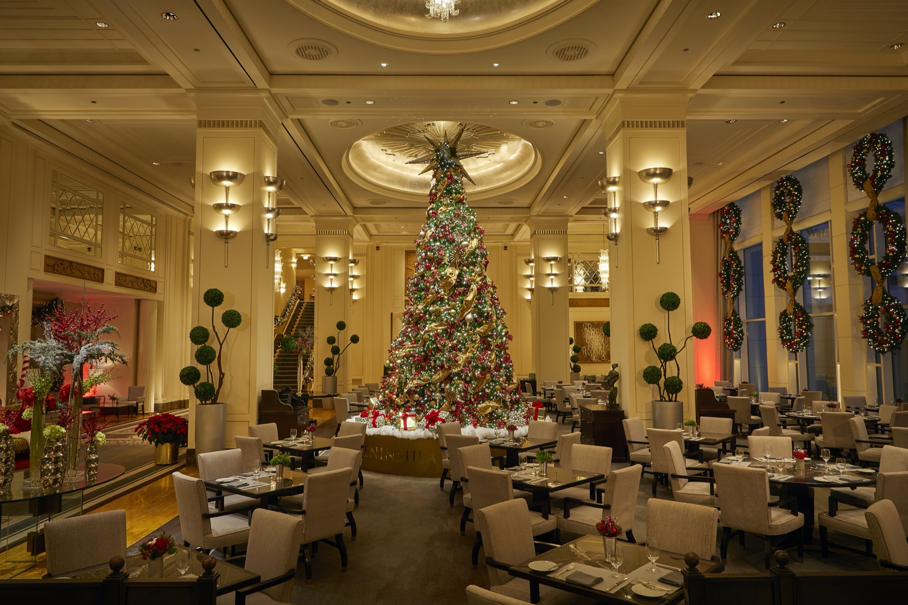 Chicago Restaurants Open Christmas Eve 2020 Chicago restaurants for a festive holiday dinner | Choose Chicago