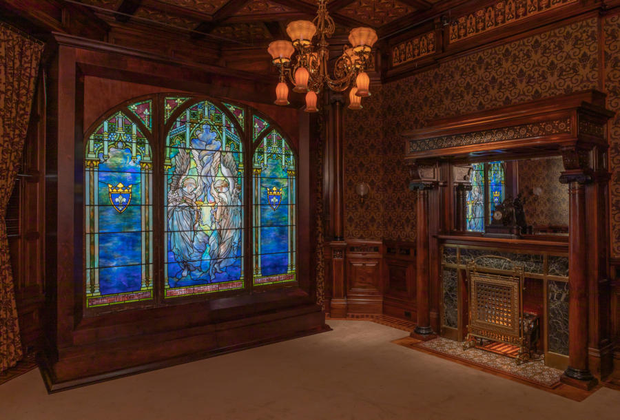 Eternal Light at Driehaus Museum