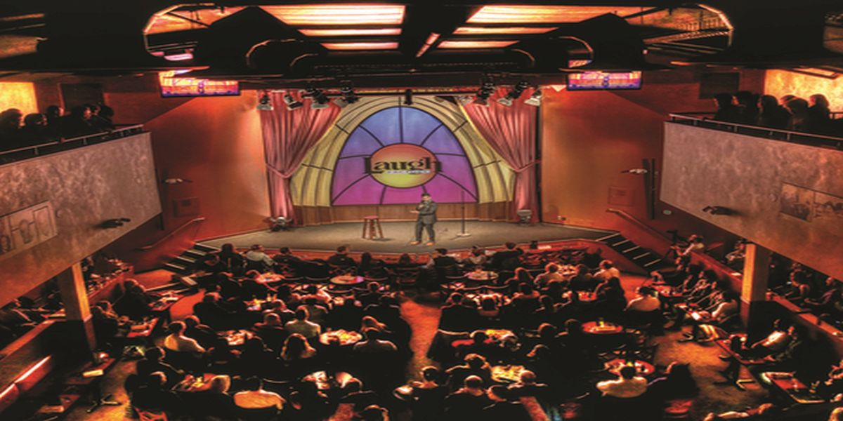 Chicago's Best Standup Comedy at Laugh Factory Chicago