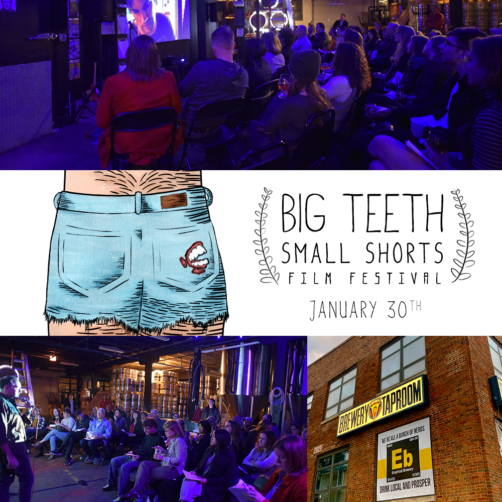 Big Teeth Small Shorts Film Festival