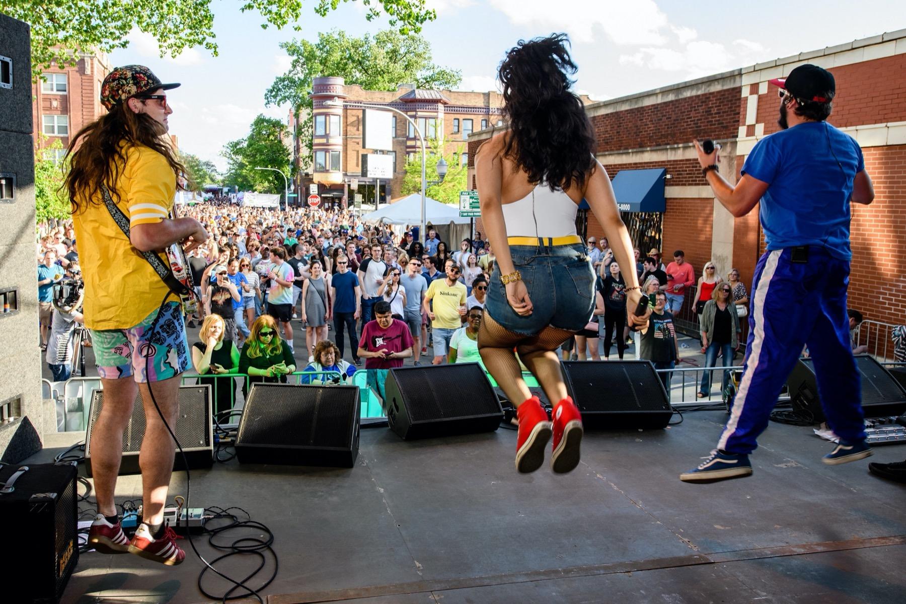 Belmont-Sheffield Music Fest