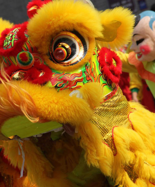 Winterland Chinese New Year Celebration