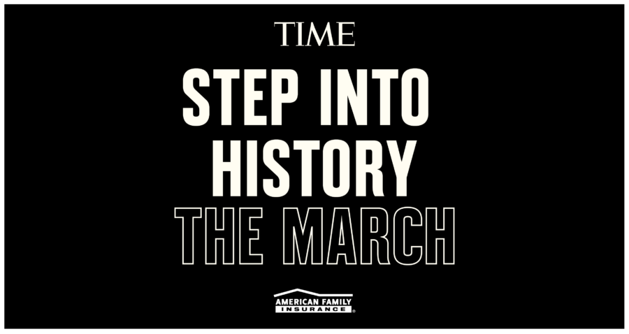 "TIME Studios VR Project ""The March"" at DuSable Museum"