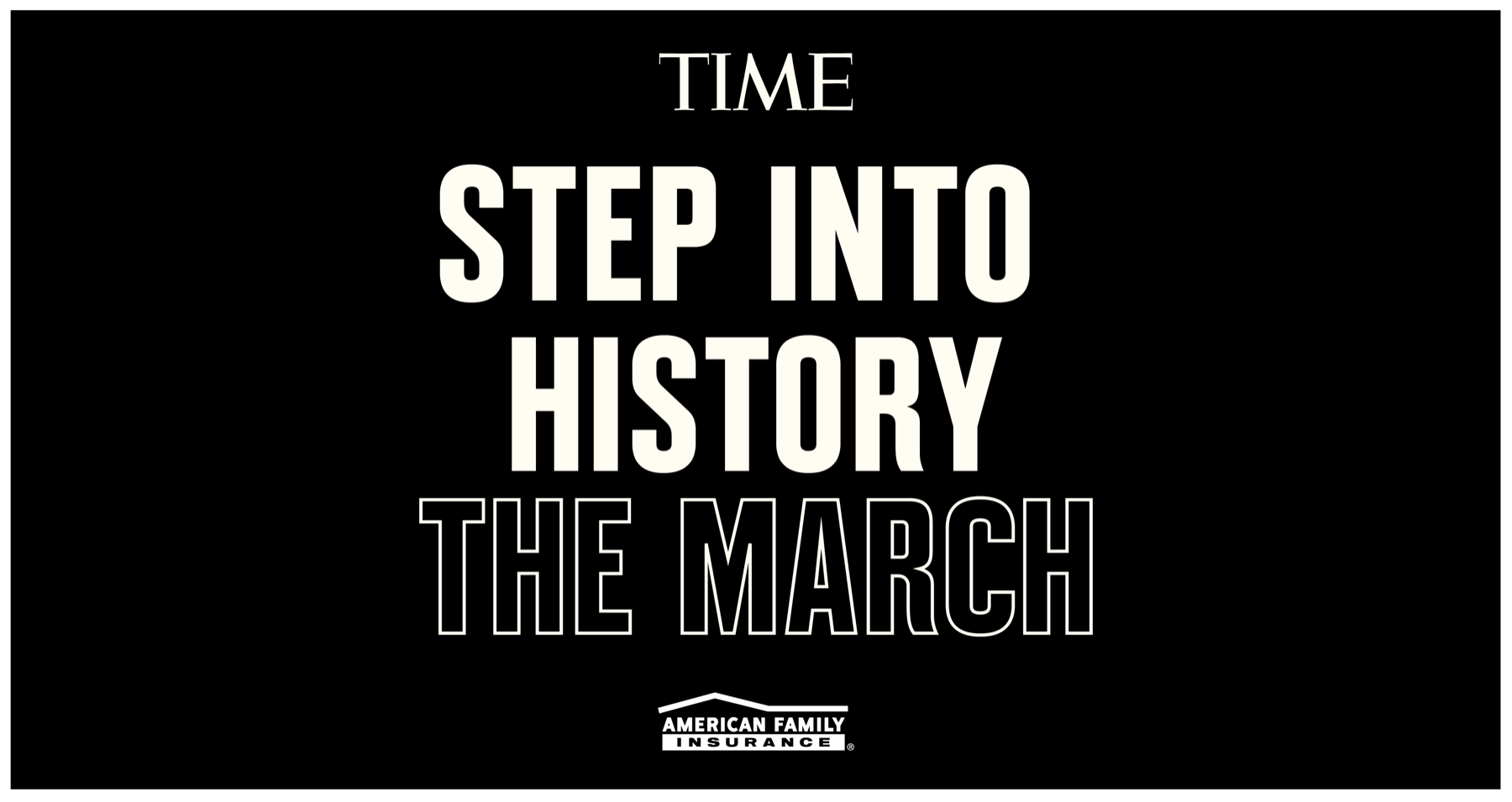 "TIME Studios VR Project ""The March"""