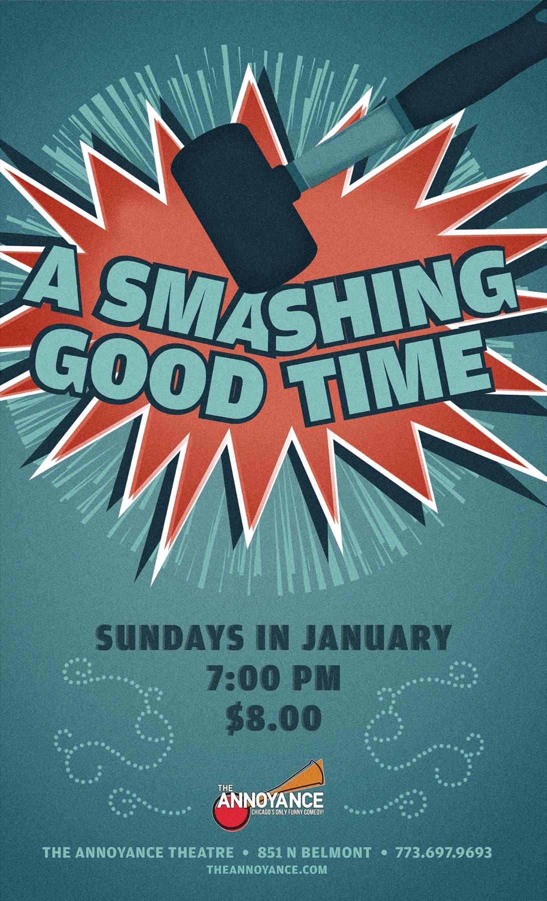 A Smashing Good Time
