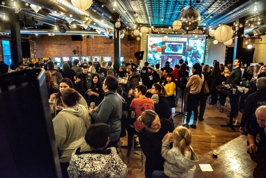 Stern Pinball Pro-Circuit Championship, Arcade and Beer Fest
