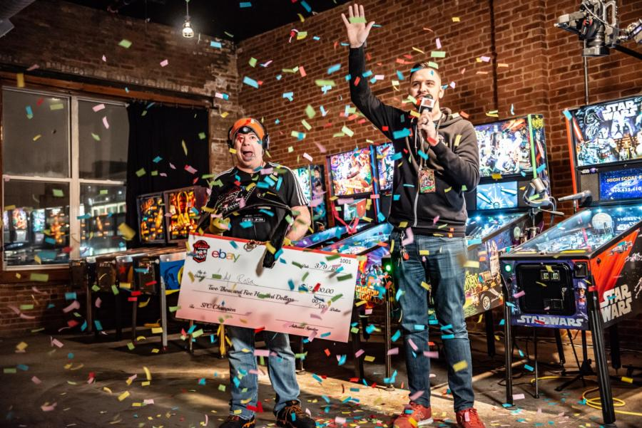 Stern Pinball Championships, Arcade and Beer Fest