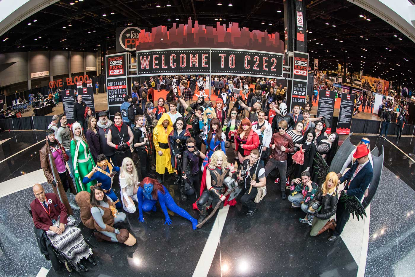 Chicago Comic and Entertainment Expo (C2E2)