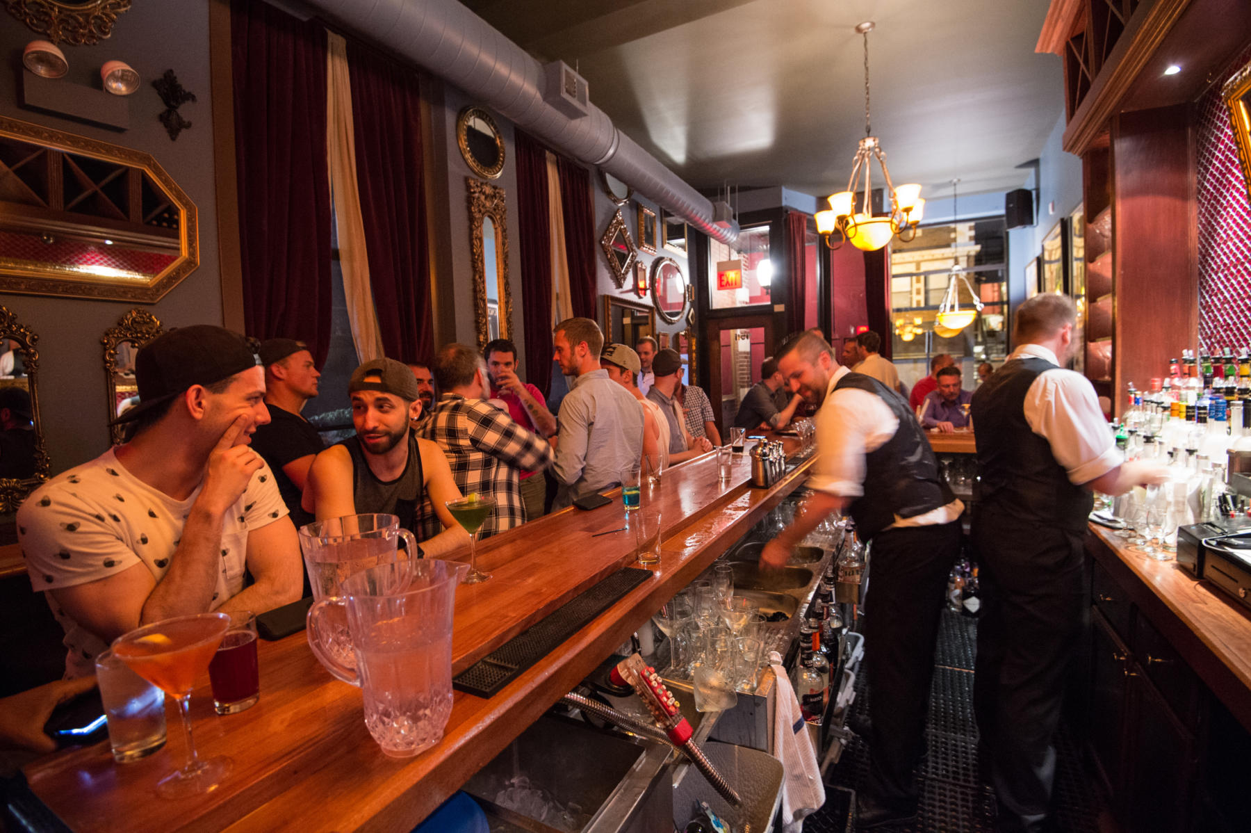 Best Gay, Lesbian & LGBTQ Bars in NYC Right Now: Queer